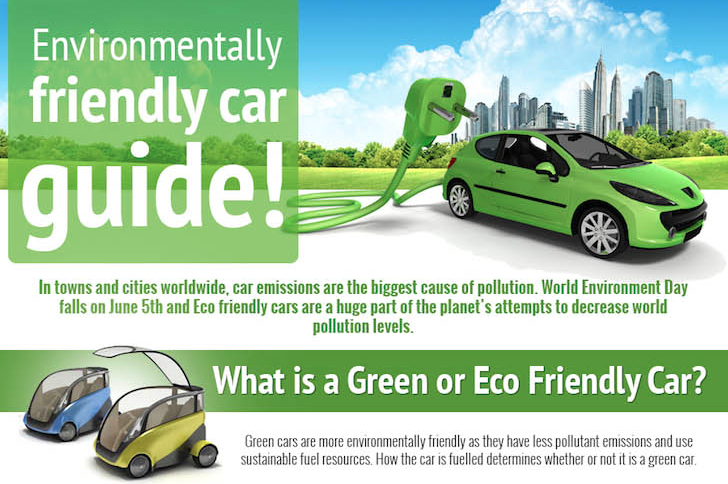 Green-cars-infographic